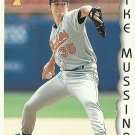 1996 Score Mike Mussina No. 197