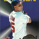 1996 Score Diamond Aces Tim Salmon No. 30 of 30