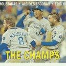 2016 Topps Heritage Kansas City Royals No. 1