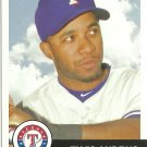 2016 Topps Archives Elvis Andrus No. 17