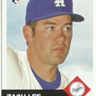 2016 Topps Archives Zach Lee No. 93 RC