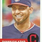 2016 Topps Archives Danny Salazar No. 38