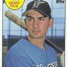 2016 Topps Archives '85 #1 Draft Picks Adrian Gonzalez No. 85DP-AG
