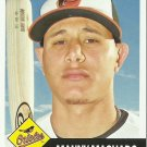 2016 Topps Archives Manny Machado No. 30