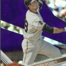 2017 Topps Chrome Buster Posey No. 145 Refractor