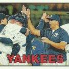 2016 Topps Heritage New York Yankees No. 343