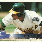 1996 Topps Rickey Henderson No. 397