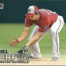 2016 Topps Stadium Club Daniel Murphy No. 202
