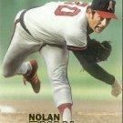 2016 Topps Stadium Club Gold Nolan Ryan No. 80
