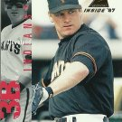 1997 Pinnacle Inside Matt Williams No. 111