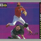 1996 Collector's Choice Ozzie Smith No. 756