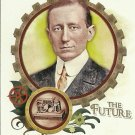 2011 Topps Allen & Ginter's Minds That Made The Future Guglielmo Marconi No. MMF28
