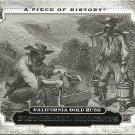 2008 Upper Deck A Piece of History California Gold Rush No. 186