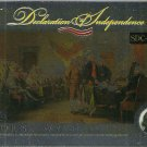 2006 Topps Chrome Declaration of Independence George Wythe No. SDC-GWY