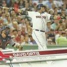 2017 Topps David Ortiz No. 350