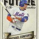 2016 Topps Bunt Future of the Franchise Michael Conforto No. FF-8