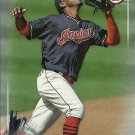 2017 Bowman Francisco Lindor No. 58