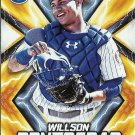 2017 Topps Fire Willson Contreras No. 167