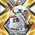 2017 Topps Fire Seung-Hwan Ho No. 146