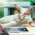 2016 Topps Matt Holliday No. 254