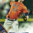 2016 Topps Mike Fiers No. 627