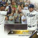 2016 Topps Brett Wallace No. 415