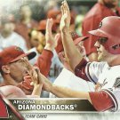 2016 Topps Arizona Diamondbacks No. 568