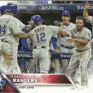 2016 Topps Texas Rangers No. 552