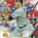 2016 Topps Justin Bour No. 699 RC