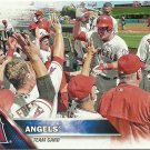 2016 Topps Los Angeles Angels No. 644