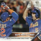 2016 Topps New York Mets No. 643