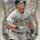 2016 Topps MLB Debut Jose Abreu No. MLBD2-25