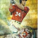 2016 Topps Record Setters Bryce Harper No. RS-12