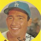 2016 Topps Berger's Best Sandy Koufax No. BB2-1959