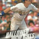 2016 Topps Hallowed Highlights Robin Yount No. HH-13