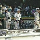 2017 Topps Milwaukee Brewers No. 557