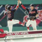 2017 Topps Cleveland Indians No. 378