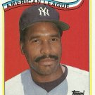 1989 Topps Dave Winfield No. 407