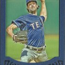 2016 Topps Gypsy Queen Cole Hamels No. 26 Blue Framed Parallel