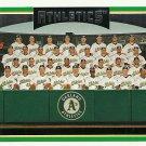 2006 Topps Oakland Athletics No. 285