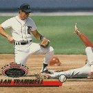 1993 Topps Stadium Club Alan Trammell No. 416