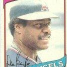 1980 Topps Don Baylor No. 285