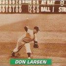 1995 Mennen Don Larsen