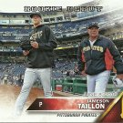 2016 Topps Update Jameson Taillon No. US157 RC