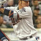 2016 Topps Update Byung-Ho Park No. US65 RC