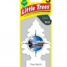 Little Trees Air Freshner, True North  (3 pack)