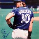 Pat Borders, Toronto Blue Jays World Series Champion and MVP - 8x10 Waiting