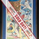Carter, Borders, Alomar, White, Winfield & Guzman - Signed - Blue Jays Champions