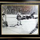 """Bobby Orr """"""""The Goal"""""""" 11x14 Framed Photo - Boston Bruins"""