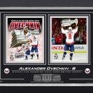 Ovechkin, Stanley Cup Champ & Conn Smythe Winner 88/88 - Ltd Ed 88/88, Collage